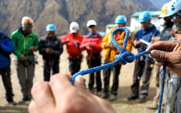 Cómo elegir tu cuerda de escalada - Roca - Sal Roca d86083d5687