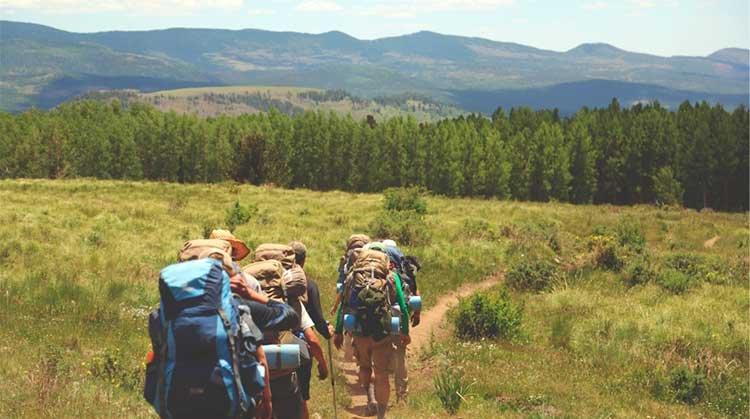 Nueva terapia médica: ir a la montaña
