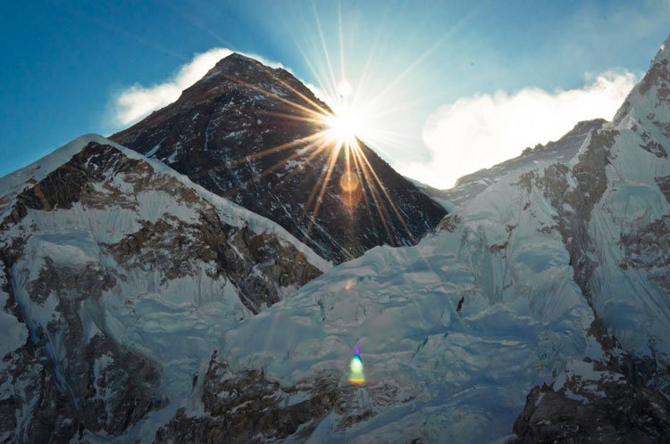 Everestsunrise