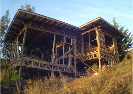 Cómo construir una casa con pallets - Vida Eco - Sal&Roca