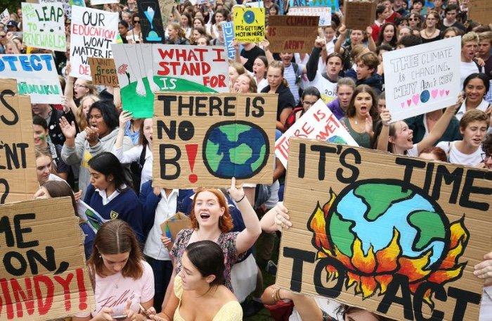 Movilización sin precedentes frente a la COP25